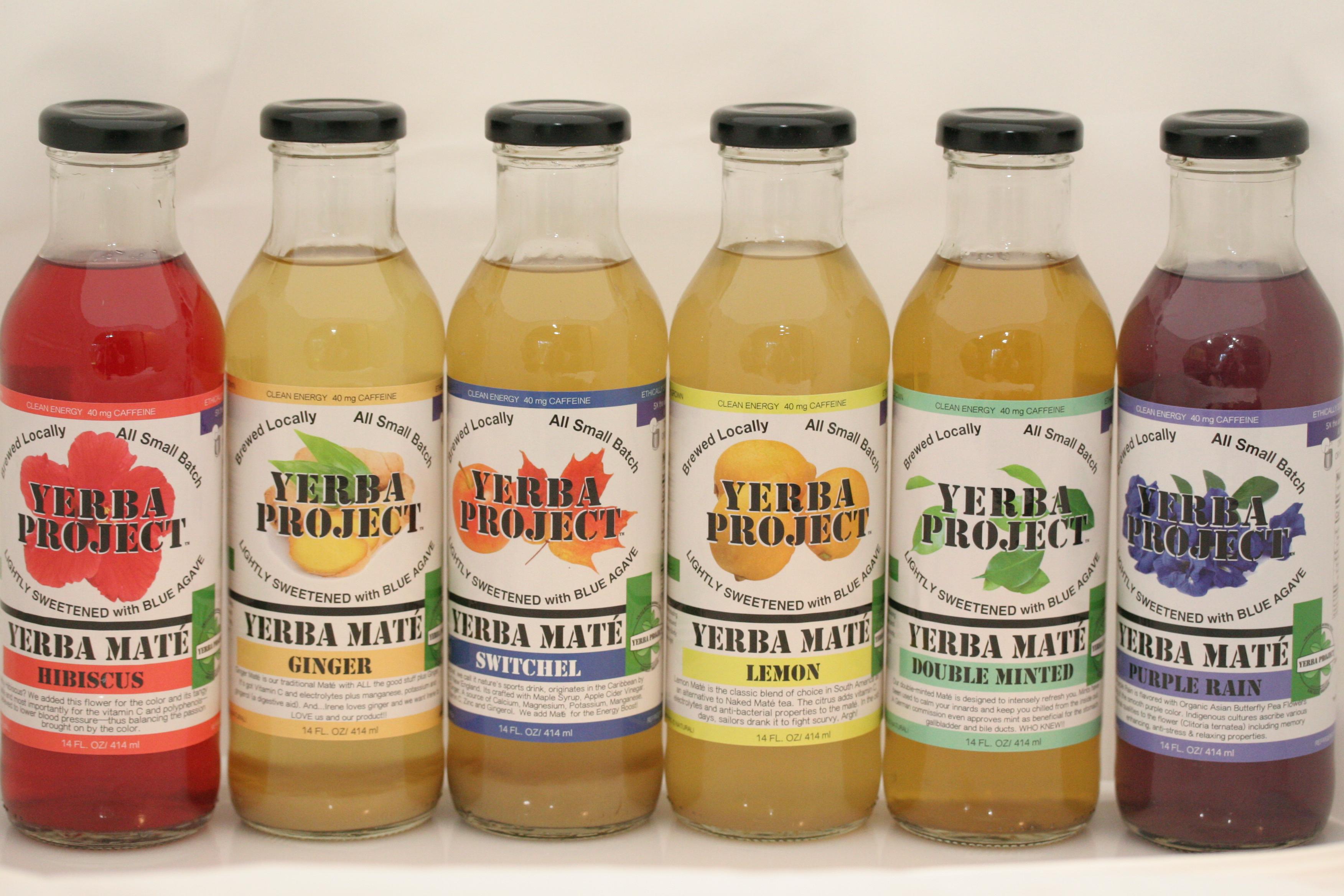 Yerba Maté Drinks